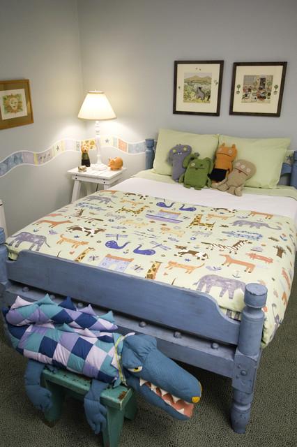 Kid's Bedroom traditional-kids