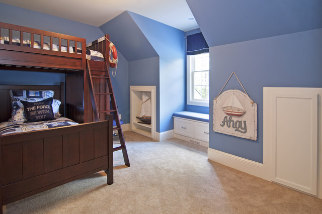 Kid's Bedroom traditional-kids