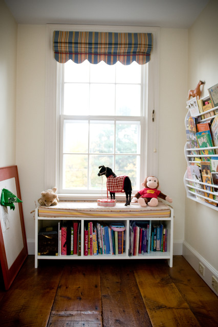 Kid's Bedrooms traditional-kids