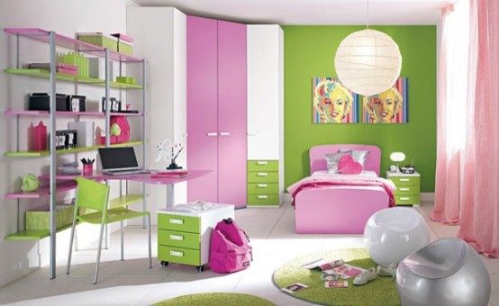 Kid's Room modern-kids