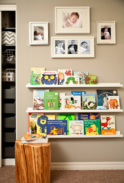 Kid's Spaces contemporary-kids