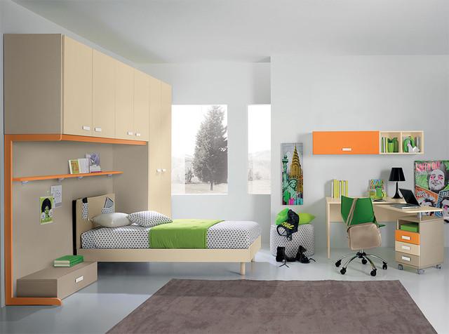 Kids Bedroom Composition Vv G0017 Valentini Furniture