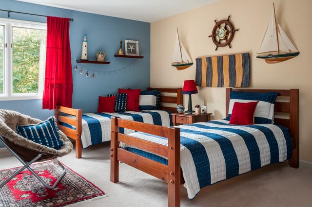 Kids Bedroom Design - Maritim - Kinderzimmer - Atlanta - von ...