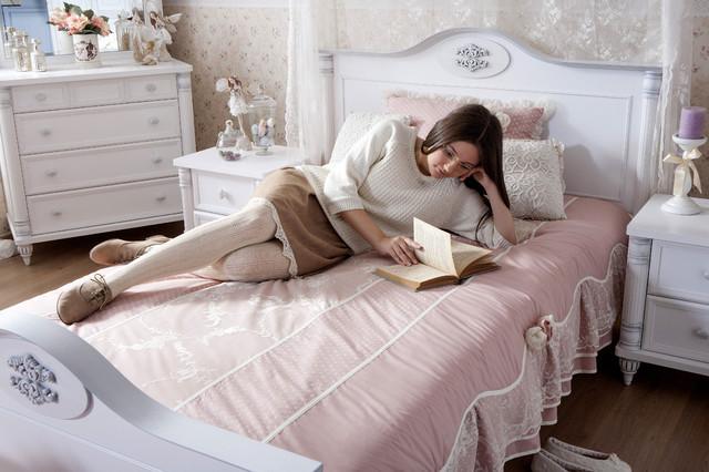 Kids bedroom fantasy - Romantic kids