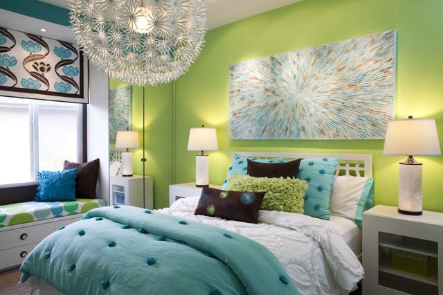 Kids Bedroom Modern Style コンテンポラリー キッズルーム