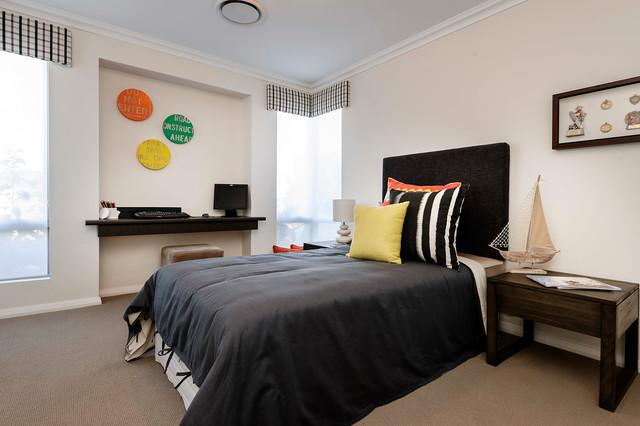 Kids Bedroom コンテンポラリー-子供部屋