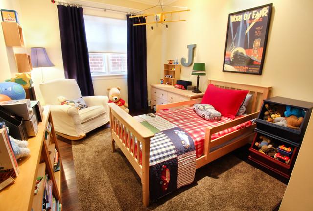 Kids Bedrooms contemporary-kids