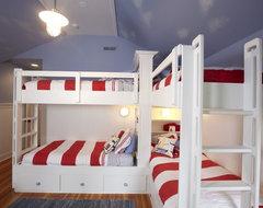 Kids Bunk Room traditional-kids