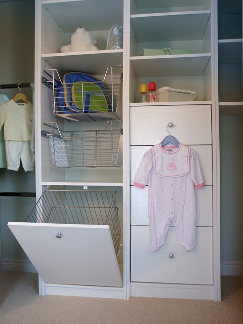 Kids Closet Organizers Traditional Kids Toronto By