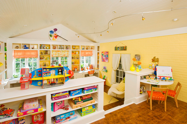 Kids Craft Room - Transitional - Kids - Atlanta - by ...
