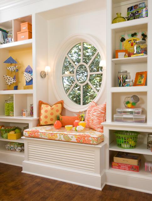 Kids Craft Room - Transitional - Kids - Atlanta - by Margaret L. Norcott, Allied ASID