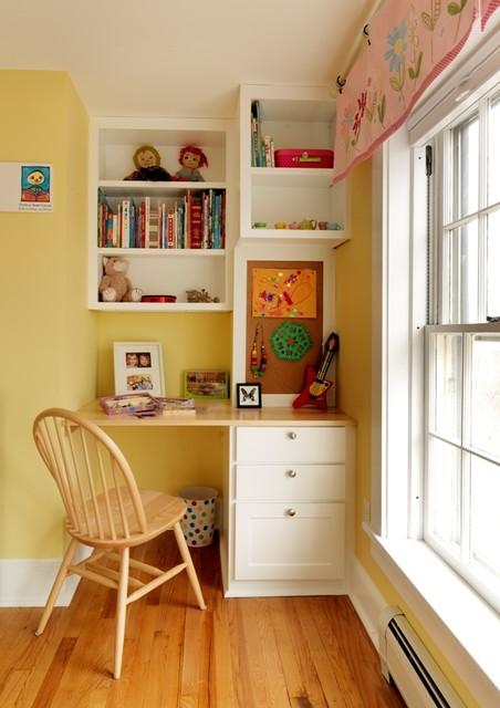 Kids Desk - Contemporary - Kids - burlington - by Peregrine Design Build