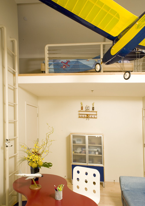 kids loft contemporary kids