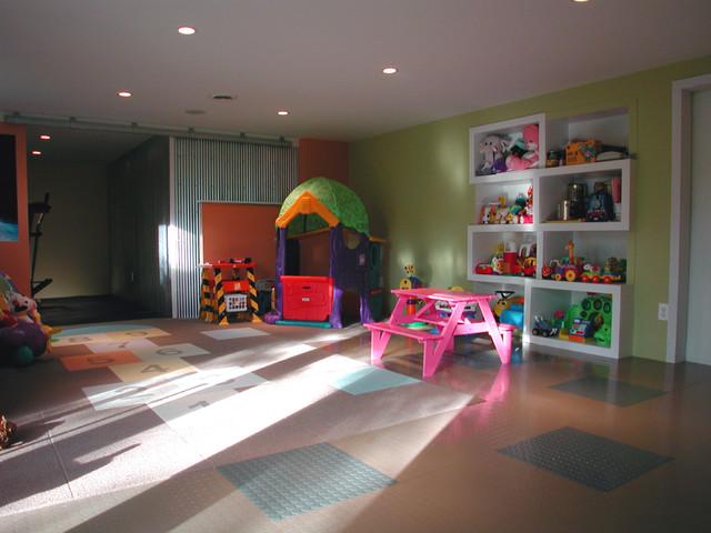 Kids Playroom contemporary-kids