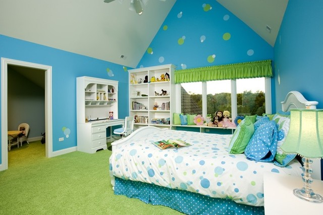 Kids room contemporary kids chicago by rigsby for Rooms for kids chicago