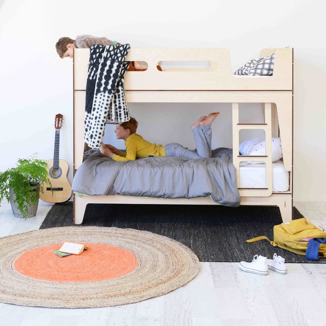 Kids Rooms Castello Bunk Bed Contemporary Kids