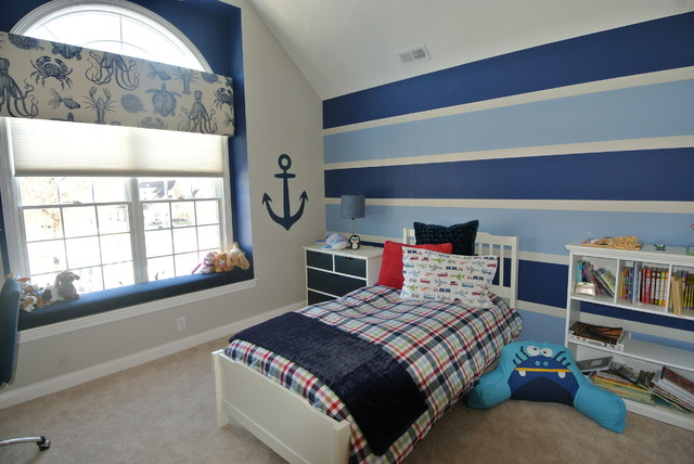 Kids Rooms Traditional Indianapolis By Drab