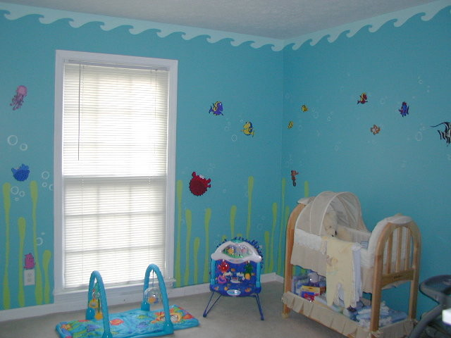 kids spaces traditional-kids