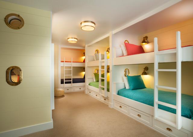 country home 02 classique chambre d 39 enfant salt lake city par think architecture inc. Black Bedroom Furniture Sets. Home Design Ideas