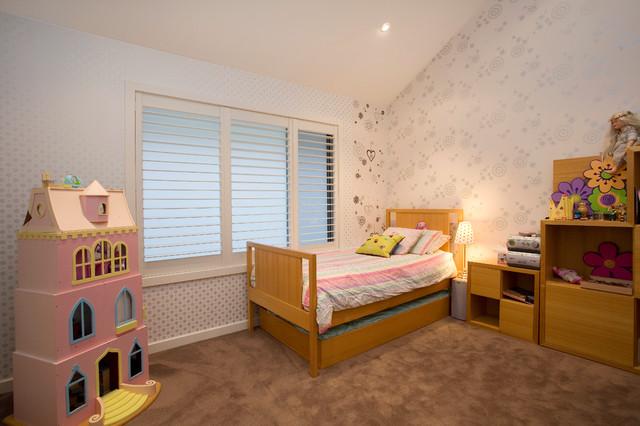 儿童房细节现代风格装潢图片
