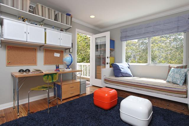 LA Residence contemporary-kids
