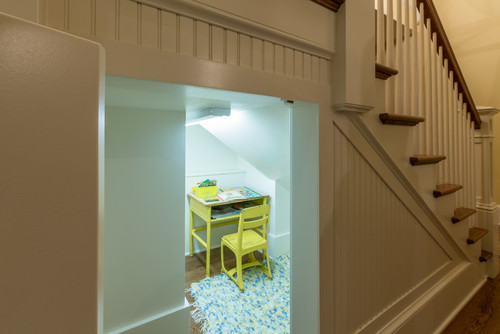Small Space Under Stairs Ideas