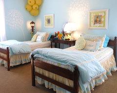 Lakeshore Cottage Living:  Children's Room traditional-kids