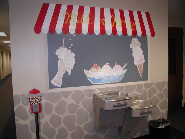 Large Scale Murals traditional-kids