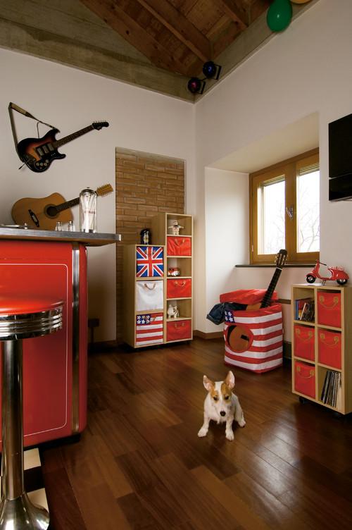 Contemporary Kids by New York Furniture & Accessories Lazzari USA - a brand of Foppapedretti