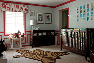 Leawood Project - Transitional - Kids - kansas city - by Katy Sullivan Designs