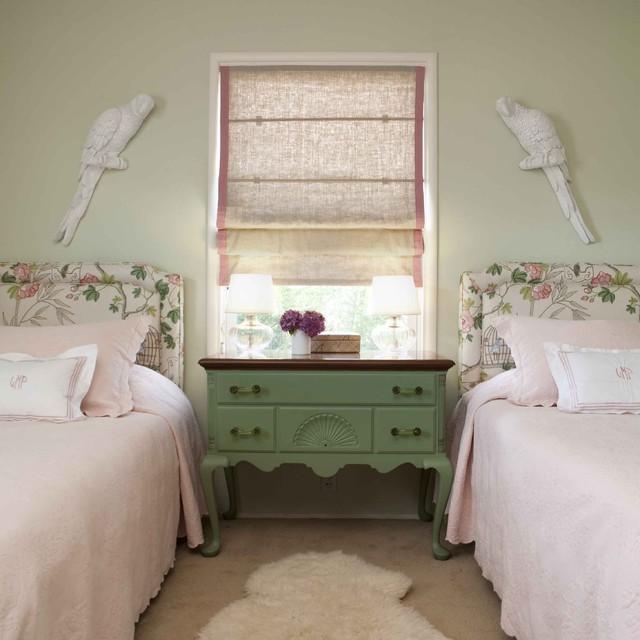 Lilliana's Bedroom beach-style-kids