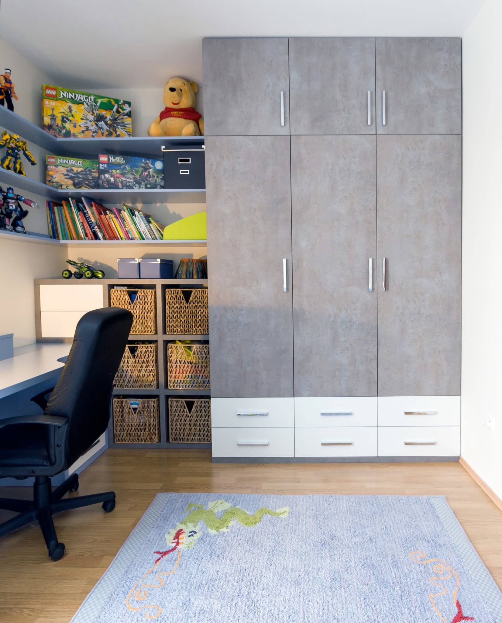 Kids Wardrobes Houzz