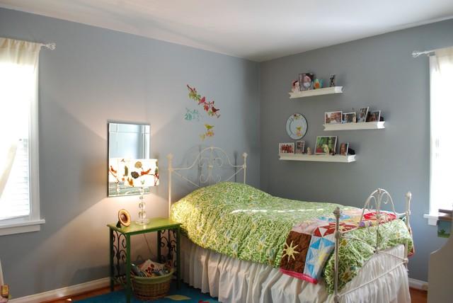 Little Girl Bedroom eclectic-kids