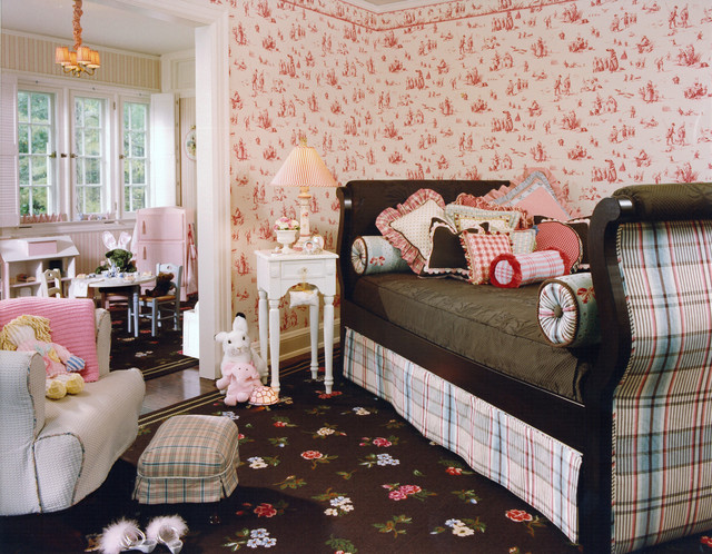 Little girl 39 s bedroom shabby chic style kids - Little girls shabby chic bedroom ...