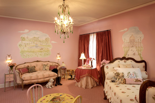 Little Girls Room eclectic kids