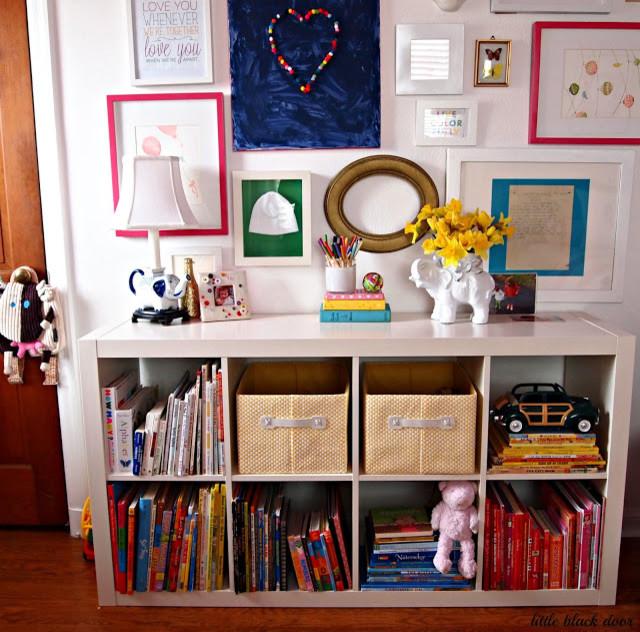 Kids Rooms Eclectic: Little Girls Bedroom