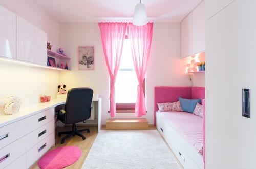 ベッドと机をどう配置する参考になる子供部屋レイアウト33選