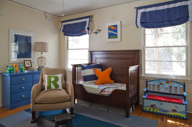 Livable Family Home traditional-kids