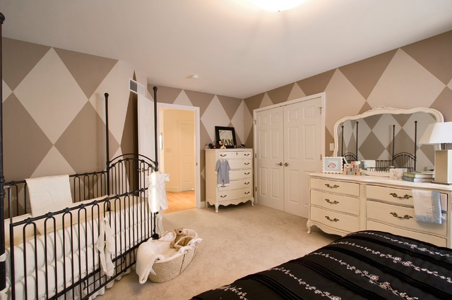 Kids' room - traditional kids' room idea in Other