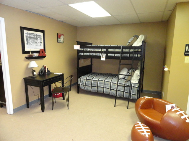 Local Furniture Store Kids Spaces Traditional Kids