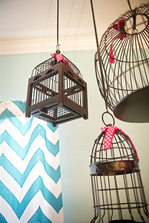 Inspiration for a modern kids' room remodel in Other