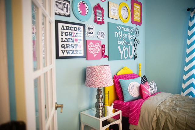 Londons Big Girl Room modern kids