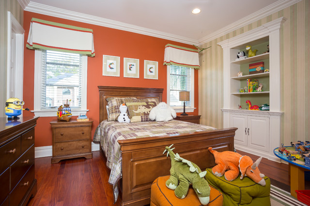 Luxury family home transitional kids new york by for American family homes inc