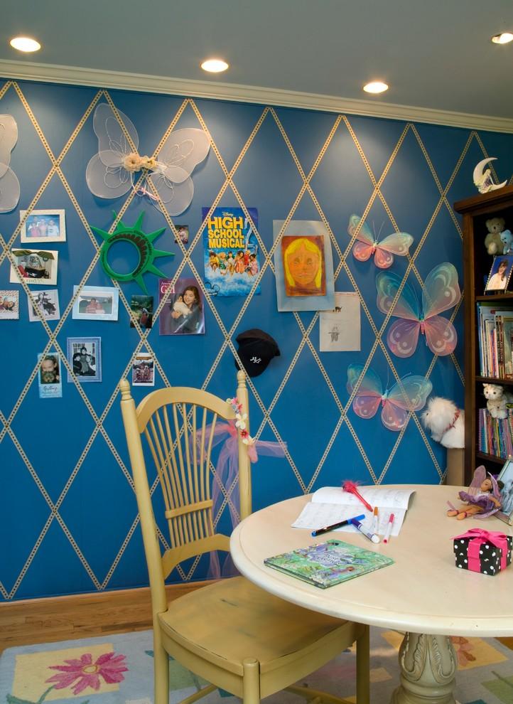 Playroom - eclectic playroom idea in DC Metro