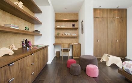 MARMOL RADZINER Custom Prefab Homes modern-kids