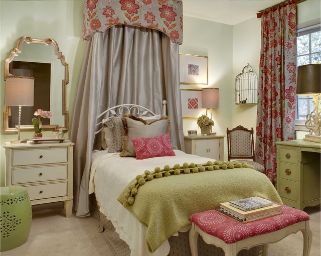 McCroskey Interiors traditional-kids