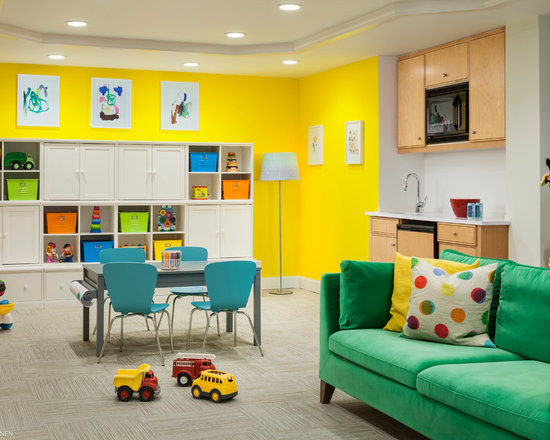 basement kids playroom home design ideas pictures remodel and decor