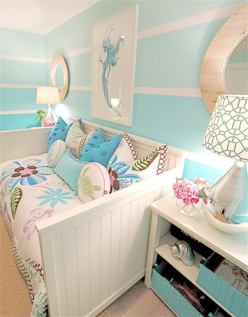 Elegant Mermaid Bedroom