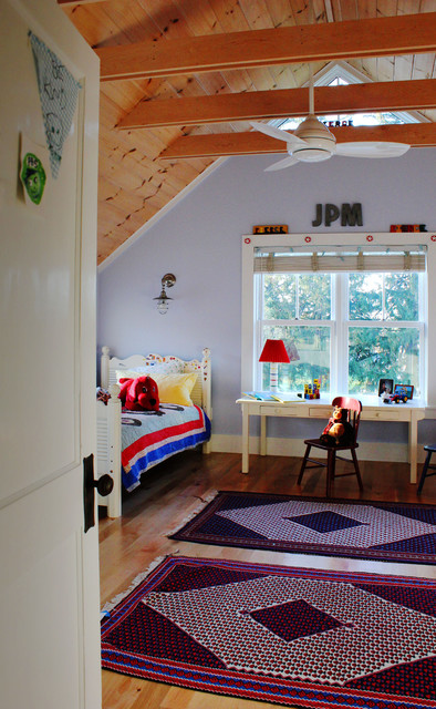 Middlebury Residence Bedroom contemporary-kids