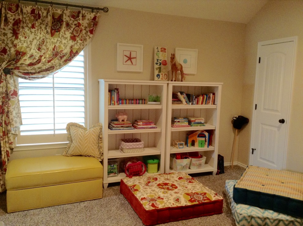 Eclectic kids' room photo in Oklahoma City